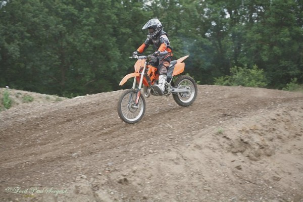 Besthorpe Motocross Track photo